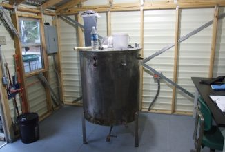 Making Biodiesel: A Lengthy Process