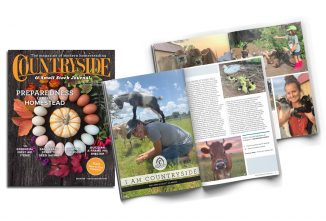 Nominate a Homesteader for the I Am Countryside Feature