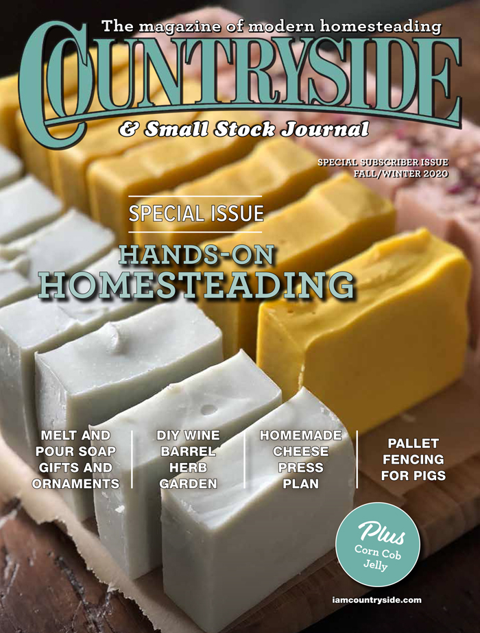 Countryside Special Issue — Hands-On Homesteading 2020