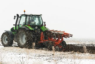 Farm Equipment Winter Maintenance