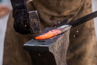 Beginning Blacksmithing
