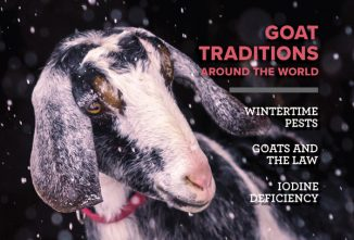 Goat Journal November/December 2020