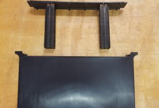 How to Assemble a Deep Feeder with Cap and Ladders